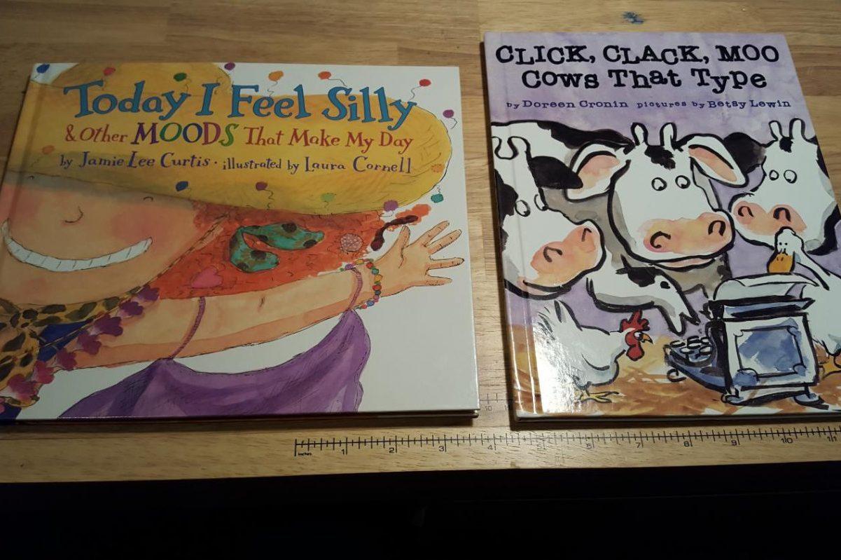10 Best Celebrity Children's Books
